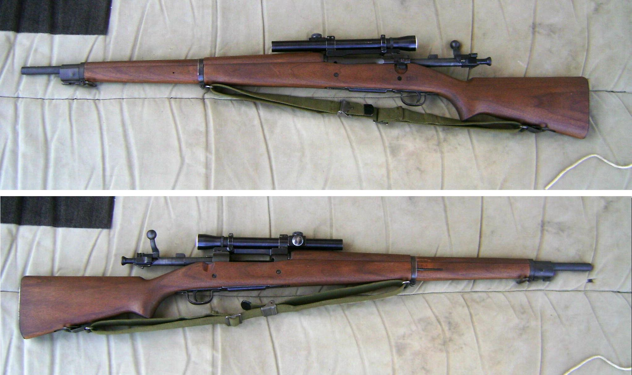 Creedmoor to Start Selling Repro 1903A4's - Page 4 - CMP Forums