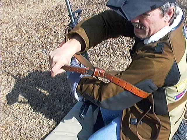 Rigging The Service Rifle Sling